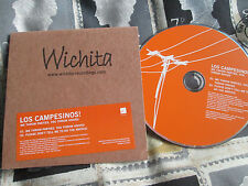 Los Campesinos! ‎We Throw Parties, You Throw Knives / Please Don't Tell Promo CD