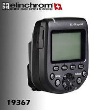 Elinchrom EL-Skyport Transmitter Plus HS for Nikon Mfr # EL19367