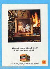 QUATTROR993-PUBBLICITA'/ADVERTISING-1993- KODAK GOLD II