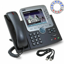 CISCO cp-7971g-ge IP PHONE-TELEFONO-Include IVA e Garanzia