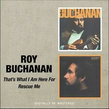 That's What I Am Here For/Rescue Me - Roy Buchanan (2008, CD NIEUW)