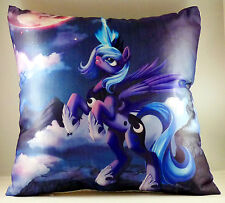 "MY Little Pony PRINCESS LUNA Cuscino / cuscino 40x40cm / 16 ""x16"" UK STOCK"