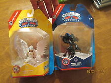 Skylanders Trap Team MASTER KNIGHT LIGHT+ KNIGHT MARE DARK SET LOT 2 FIGURES