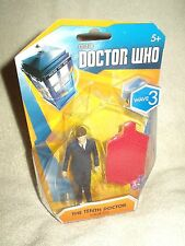 Doctor Who Action Figure  Wave 3 Tenth Doctor in Blue Suit