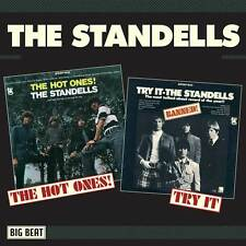 The Standells - The Hot Ones!/Try It (CDWIKD 112)
