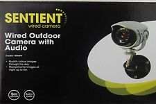 security Camera Wired outdoor WITH AUDIO