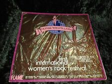 Various- Venus Weltklang -first internat. women´s rock festival/Live,Berlin 1981