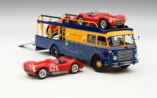 Exoto 1956 Bartoletti Transporter A6 GCS 642 Race Set 1/43 Scale NEW