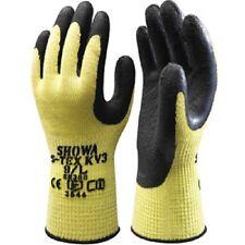 1 Par De Guantes De Seguridad Med Showa S-Tex KV3 PPE estándar de la industria para evitar cortes