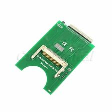 "CF Compact Flash to IDE 44 Pin 2.5"" HDD Hard Disk Drive Adapter Converter Laptop"