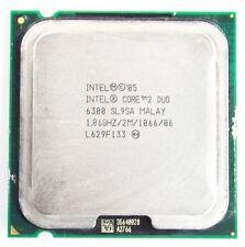 Cpu Processore Intel Core 2 Duo E6300 - 1.86/2M/1066 - SL9SA Socket 775