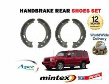 FOR JEEP COMMANDER 3.0TD 4.7i 5.7i  2005--  NEW REAR HAND BRAKES SHOES SET