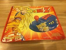 Dragonball Z Playstation 2 PS2 Arcade Stick Collectors Ed controller Joystick DB