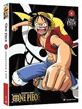 One Piece: Collection One Complete Anime Box / DVD Set NEW!