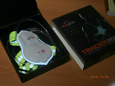 NOXGEAR TRACER360 XL high visibility safety VEST light  lot of modes and colours