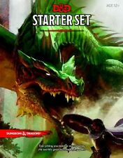 Dungeons and Dragons RPG 5th Edition Set Starter (D&D 5e prodotto)