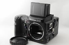 EXCELLENT++++ Mamiya 645 Pro TL Camera w/ winder from japan #328