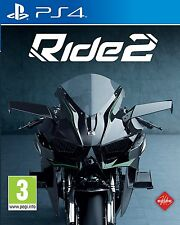 Ride 2 [Playstation 4 PS4 230 Bikes Motorcycle Exclusive 30 Tracks] Brand NEW