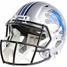 DETROIT LIONS - Riddell Full Size SPEED Replica Helmet