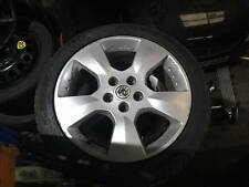 "VAUXHALL ASTRA COUPE SE2 17"" ALLOY WHEELS & TYRES 5X110 BREAKING SPARES Z18XE"