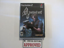 Resident Evil 4 (PlayStation 2, PS2) New Sealed