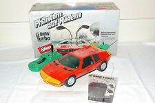 SCHUCO 351251 BMW TURBO RADIO CONTROL CAR LARGE MODEL N MINT BOXED RARE SELTEN