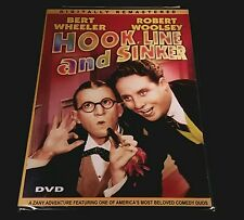 Hook, Line and Sinker (DVD, Brand New)