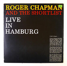 "12"" LP - Roger Chapman - Live In Hamburg - C2032 - washed & cleaned"