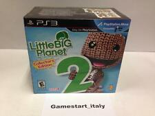 LITTLE BIG PLANET 2 COLLECTOR'S EDITION (PS3) NUOVO NEW - NTSC VERSION