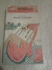 George Simenon - MAIGRET IN VACANZA - 1979 - 1° Ed. Mondadori