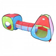 Tents and Tunnel Play Combo Set,Play house, kids tent