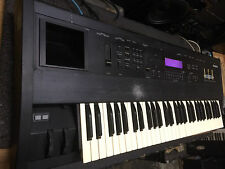 Purple LCD Ensoniq ASR 10 KEYBOARD SAMPLER 16 meg/61 key/ASR10,ASR-10//ARMENS.