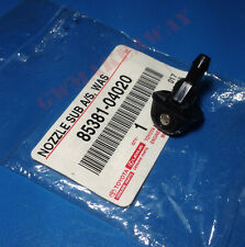 Toyota Pickup Hilux 4Runner NOZZLE WINDSHIELD WASHER Genuine Parts 85381-04020