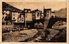CPA SOSPEL .- Le vieux pont sur la bevera  (191571)