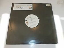 """CHICCO SECCI & ROBBIE RIVERA Pres - SOUL LOGIC  - Let's get together 4-track 12"""""""