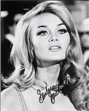 BARBARA BOUCHET Original Autographed Photo ( James Bond )