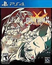 Guilty Gear Xrd -Revelator- PlayStation 4 PS4 Brand New/Sealed~FREE SHIPPING!!