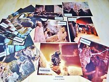 PARSIFAL !  Richard Wagner  jeu 12 photos cinema lobby cards
