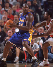 2000 LA Los Angeles Lakers SHAQUILLE O'NEAL Glossy 8x10 Photo Print Poster