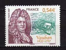 France  TG 2007 Y&T 4031 Personnalité. Sébastien Le Prestre de Vauban Neuf (MNH)