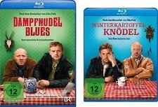 2 Blu-rays * DAMPFNUDELBLUES & WINTERKARTOFFELKNÖDEL - IM SET # NEU OVP %