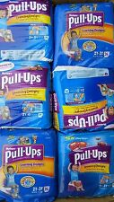 Huggies Pull-Ups Training Pants Boys 2~3t, 3t-4t Diapers Disposable