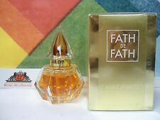 FATH DE FATH BY JACQUES FATH EDT SPRAY 1.7 OZ / 50 ML HARD TO FIND NEW IN BOX