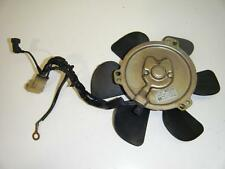 97 98 HONDA CBR1100XX CBR 1100 SUPER BLACKBIRD MOTOR ENGINE RADIATOR COOLING FAN