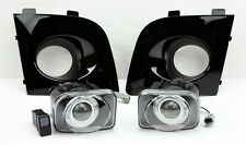 Black JDM Projector Halo Fog Lights w/ Covers FITS Subaru Impreza/WRX/Sti 06-07