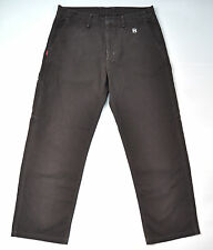 NEIGHBORHOOD Gray Sludge Painter Pants XL Mens Japan