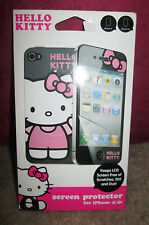 Hello Kitty screen protector for iphone 4/4S