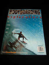 BODYBOARDING MAGAZINE USA APRIL 1996 BODY BOARDING BODYBOARD