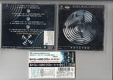 DIZZY MIZZ LIZZY - ROTATOR CD 1996 JAPAN OBI TOCP-8855 HARD ROCK