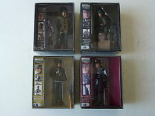 Torro 1/16 Hand-Painted Tank Crew Figures - Complete Set of 4 - Ardennes 1944